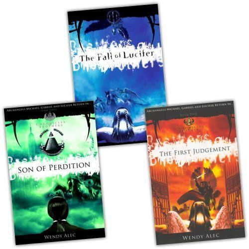 Wendy Alec The Chronicles Of Brothers 3 Books Collection