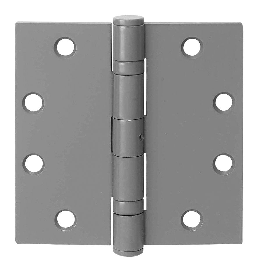 Tell Manufacturing 4 1 2 In Primed Mortise Door Hinge 3 Pack Hg100013 In 2020 With Images Door Hinges Hinges Doors