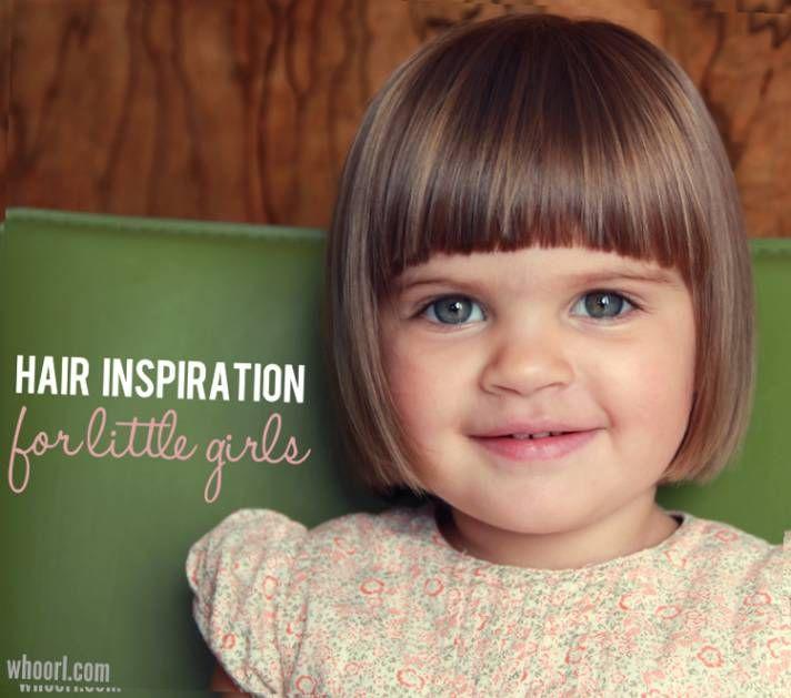 Baby Girl Straight Hair Styles