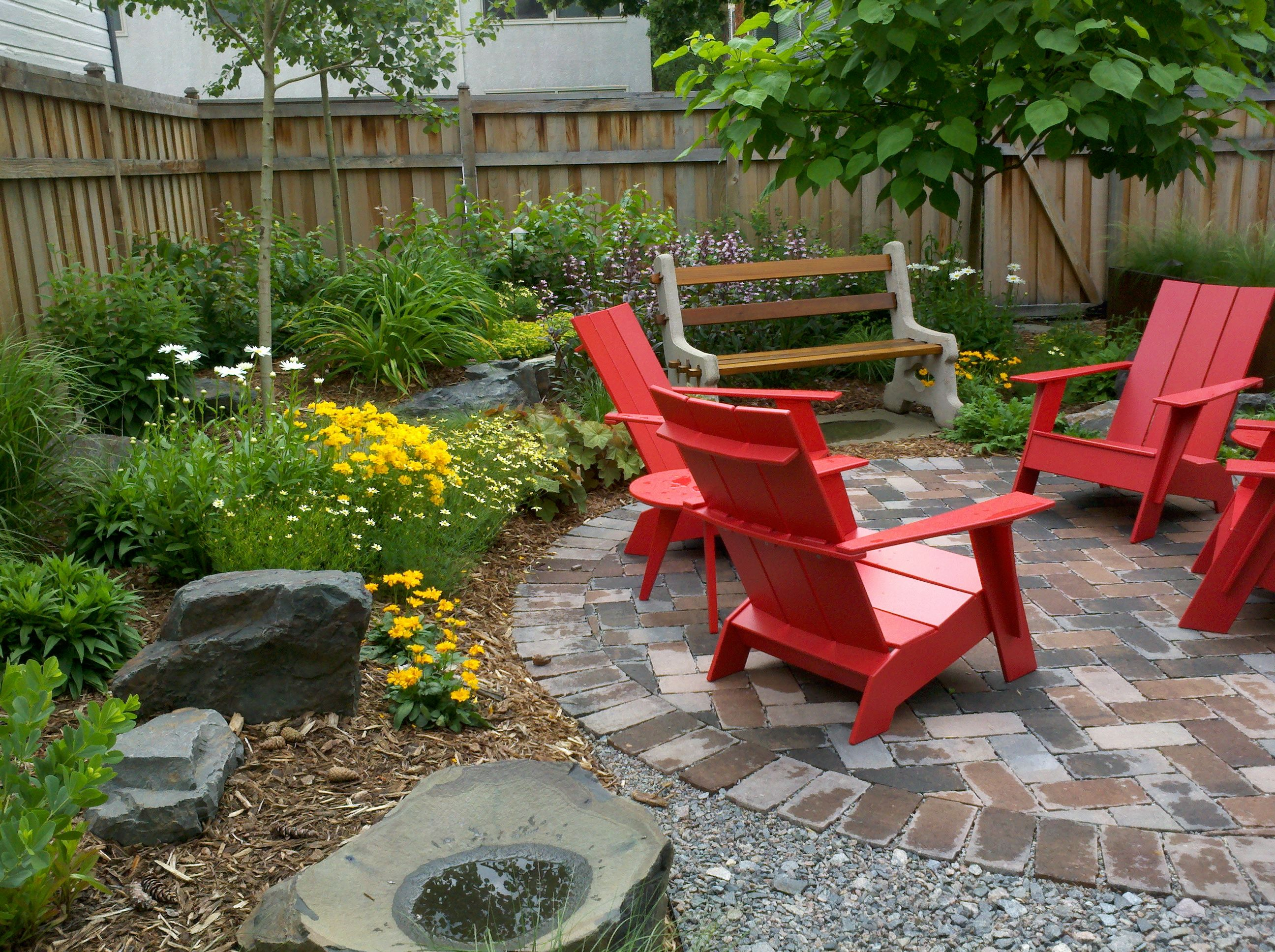 Elegant Landscape Design for Small Spaces