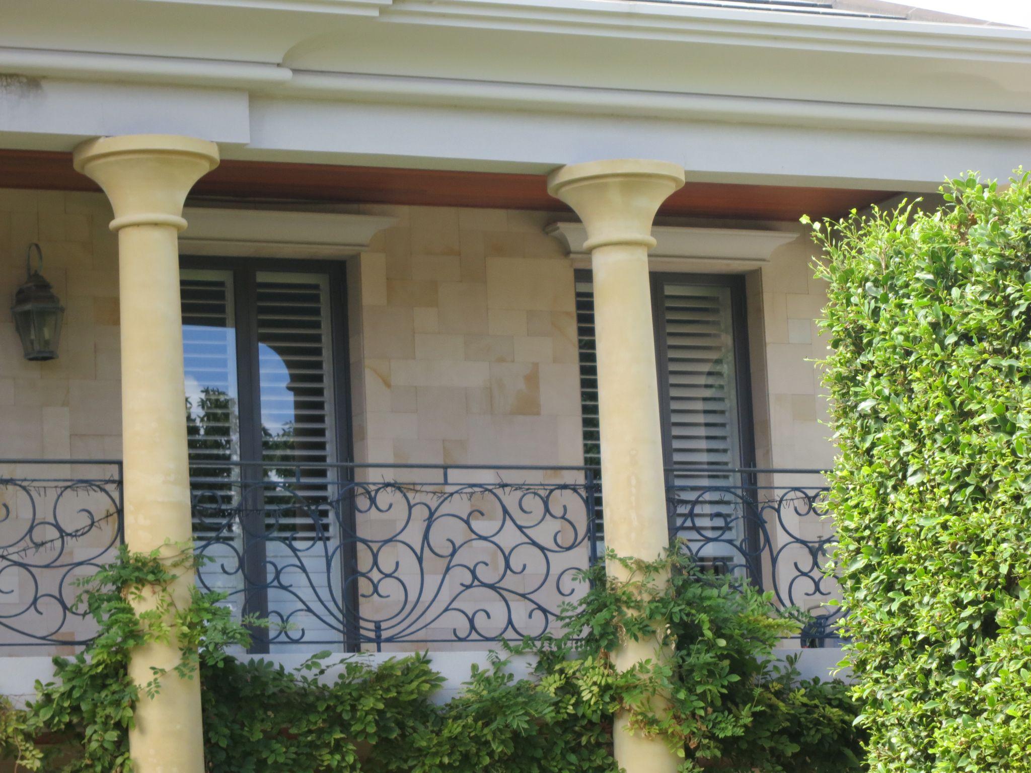 Another Example Of Stonework. House FacadesFacade House