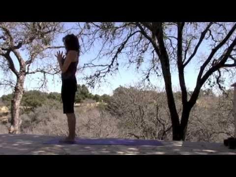 sun salutation variation start at minute 350  yoga sun