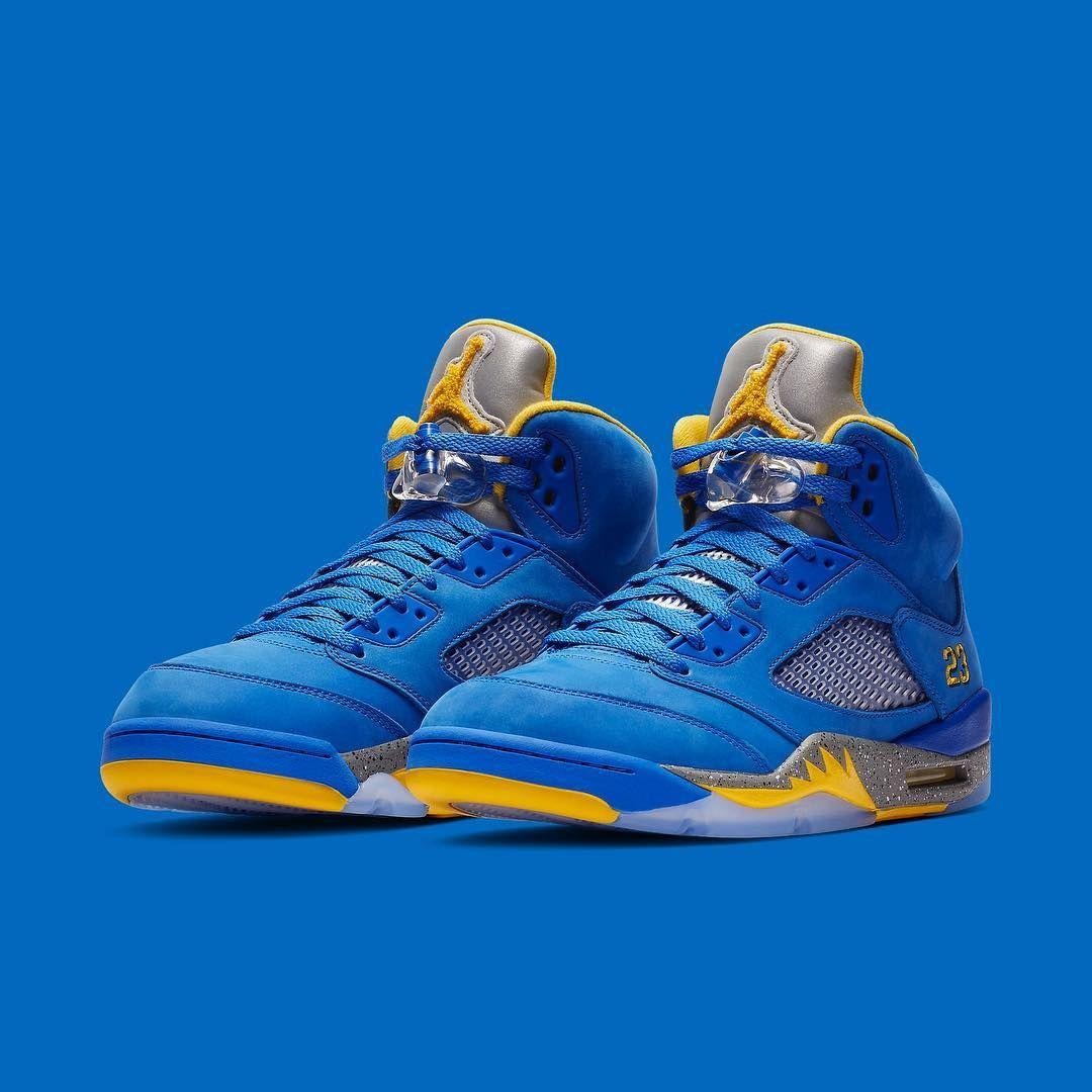 Air Jordan 5s releasing
