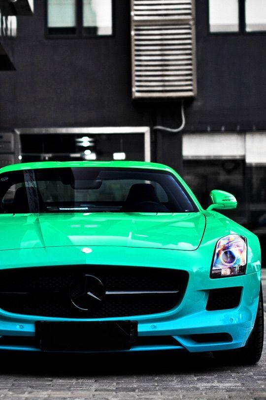 Pearlescent Car Paint >> Visit The MACHINE Shop Café... The Best of Mercedes-Benz ...
