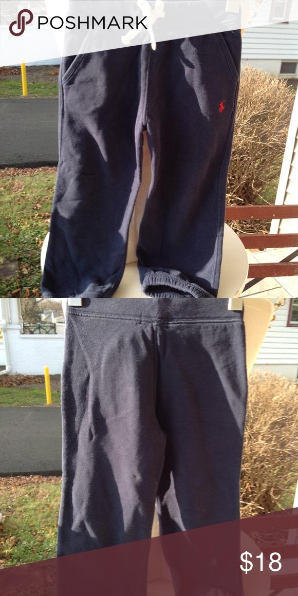 737d69dd3 Boys polo sweatpants. Size 4T