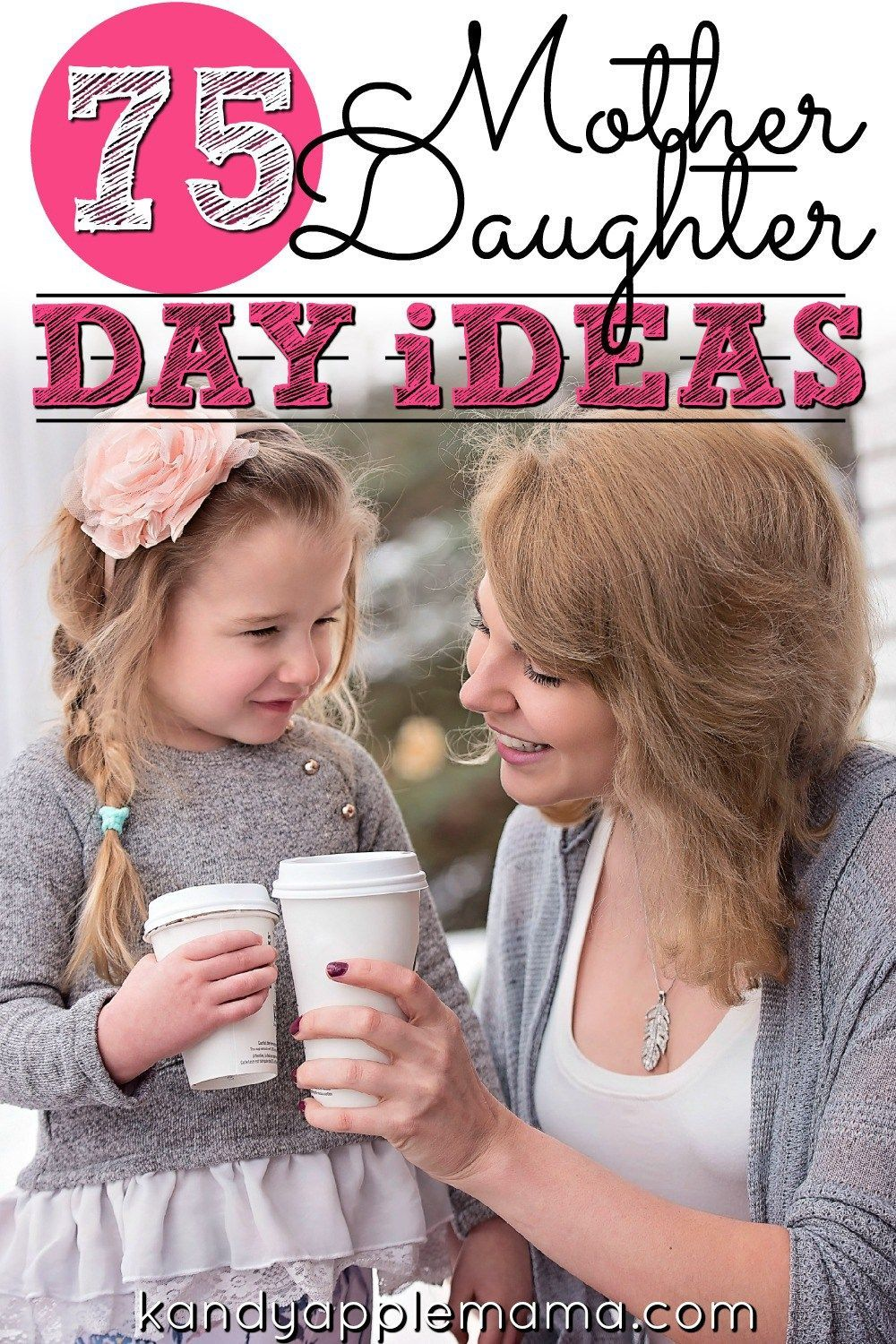 mommy daughter dates | mom daughter bonding | girls day out | girls