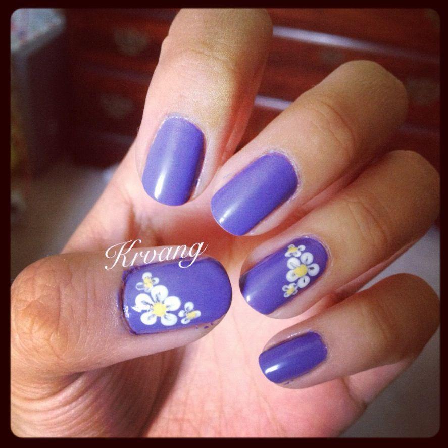 Flower nails my nail art pinterest flower nails flower nails izmirmasajfo