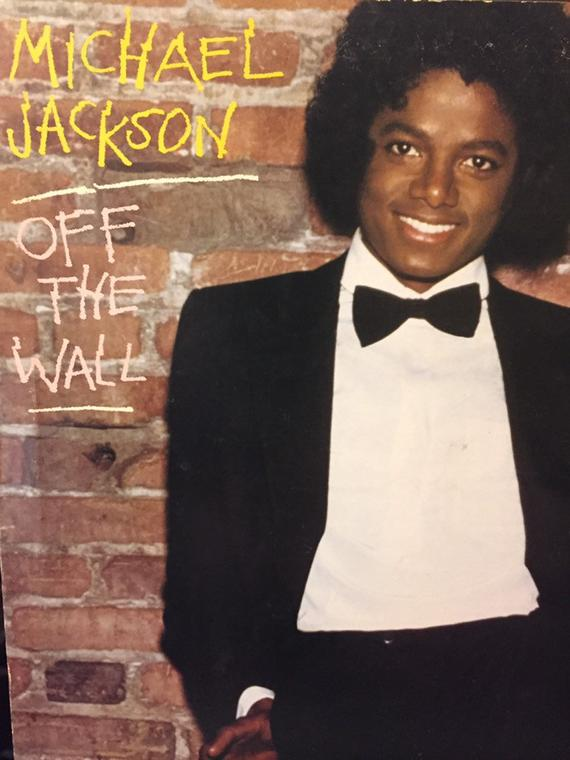 Michael Jackson Off The Wall Lp Music Album Funk Soul Disco