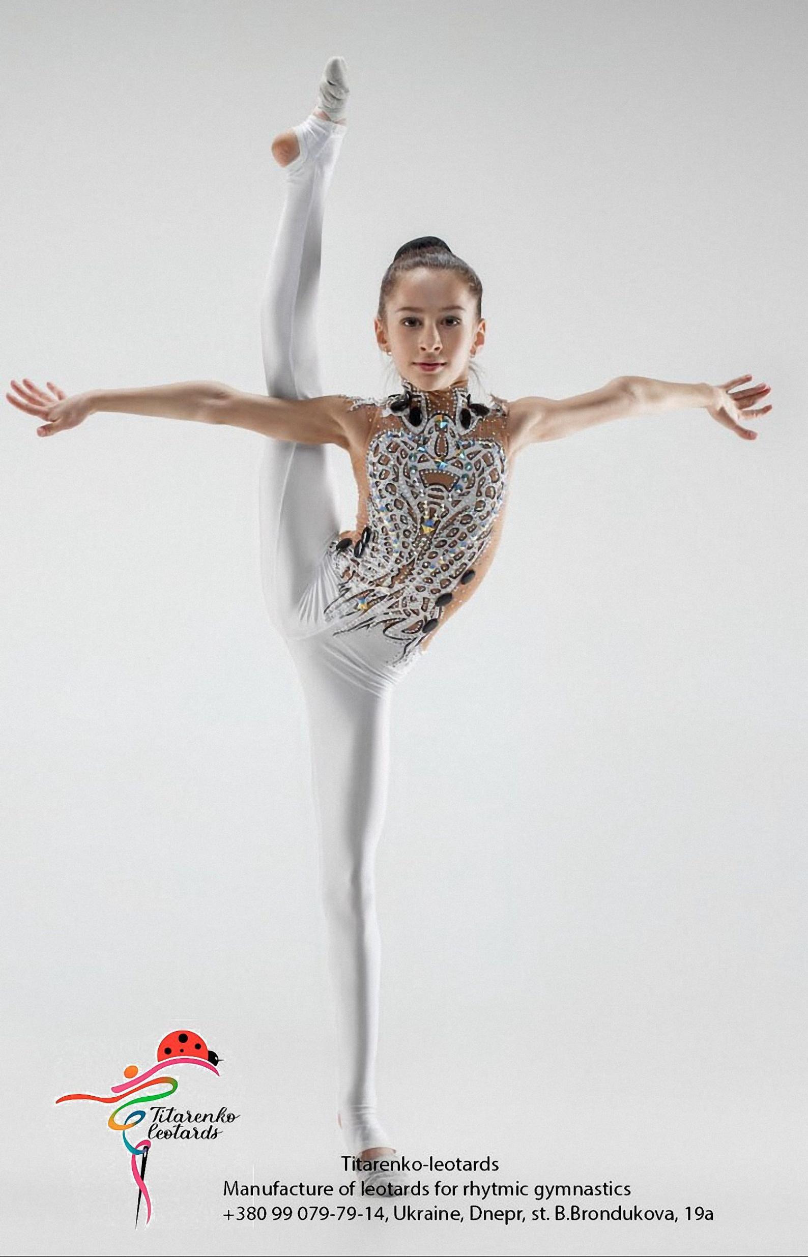 acrobatics skating Leotard for rhythmic gymnastics