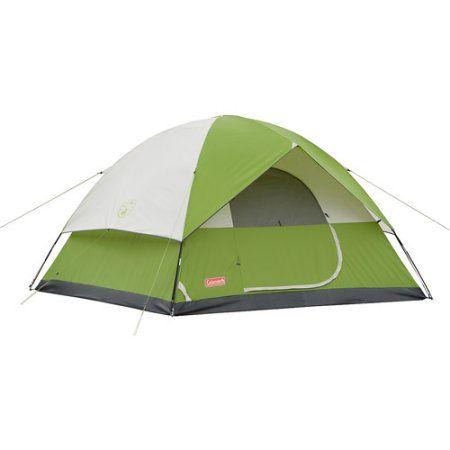 Coleman Sundome 6-Person Dome Tent - Walmart.com  sc 1 st  Pinterest & Coleman Sundome 6-Person Dome Tent - Walmart.com | Camping ...