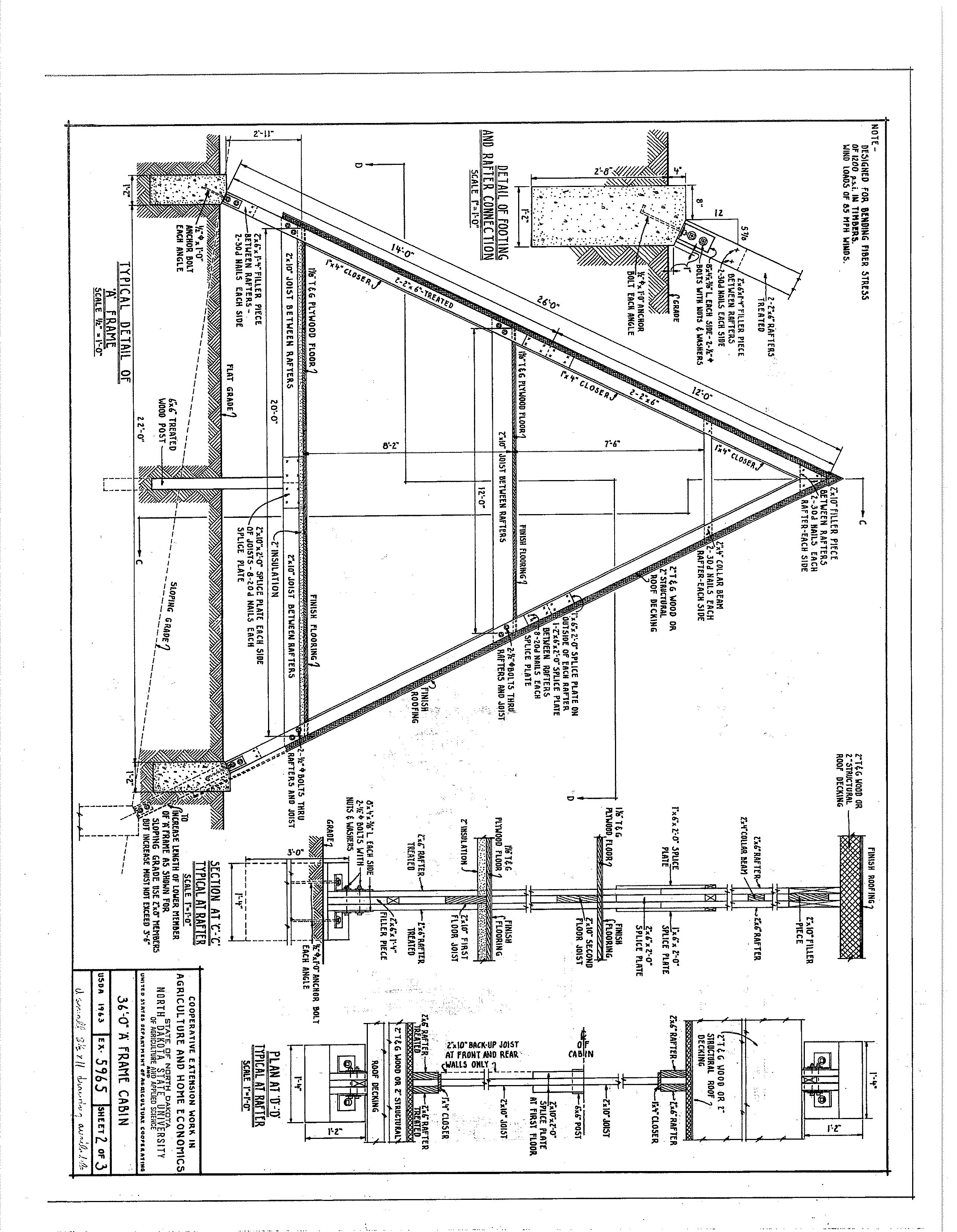 A Frame Floor Plans With Regard To 1000 Images About A Frame House On Pinterest Cabin Kits Wood A Frame House Plans A Frame Cabin Plans A Frame House