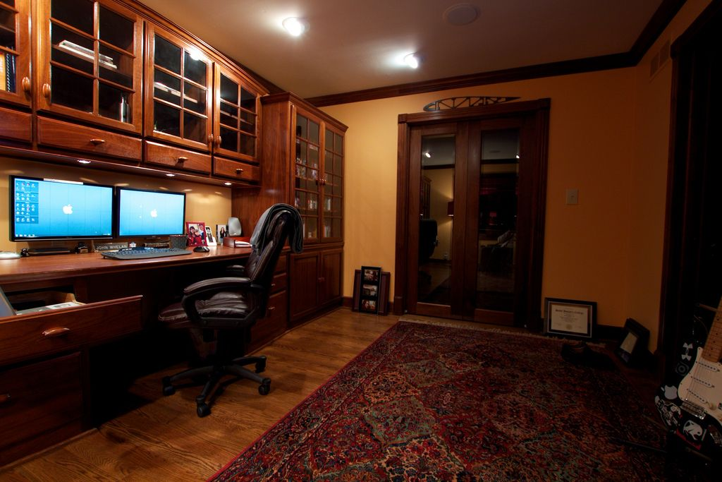 Image gallery home study for Office design derby