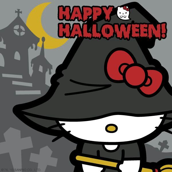 Hello Kitty   Happy Halloween   Tap The Link Now To See All Of Our Cool Cat  Collections!