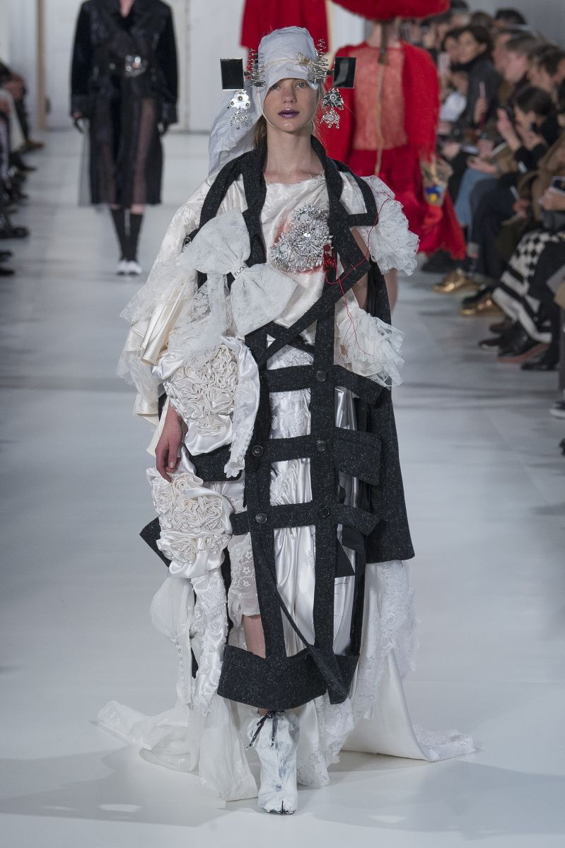 Maison margiela john galliano haute couture and couture for Galliano margiela