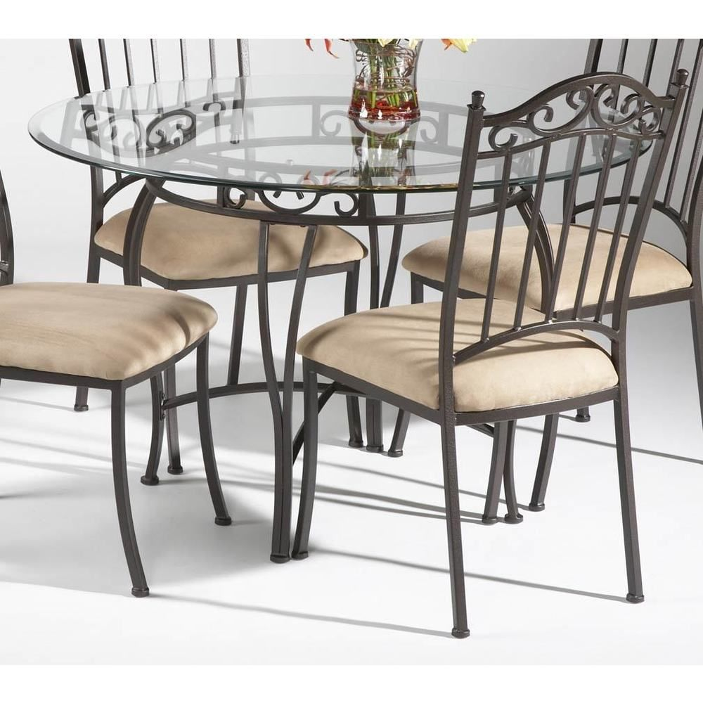 Our Best Dining Room Bar Furniture Deals Wrought Iron Dining Table Round Dining Room Sets Glass Round Dining Table