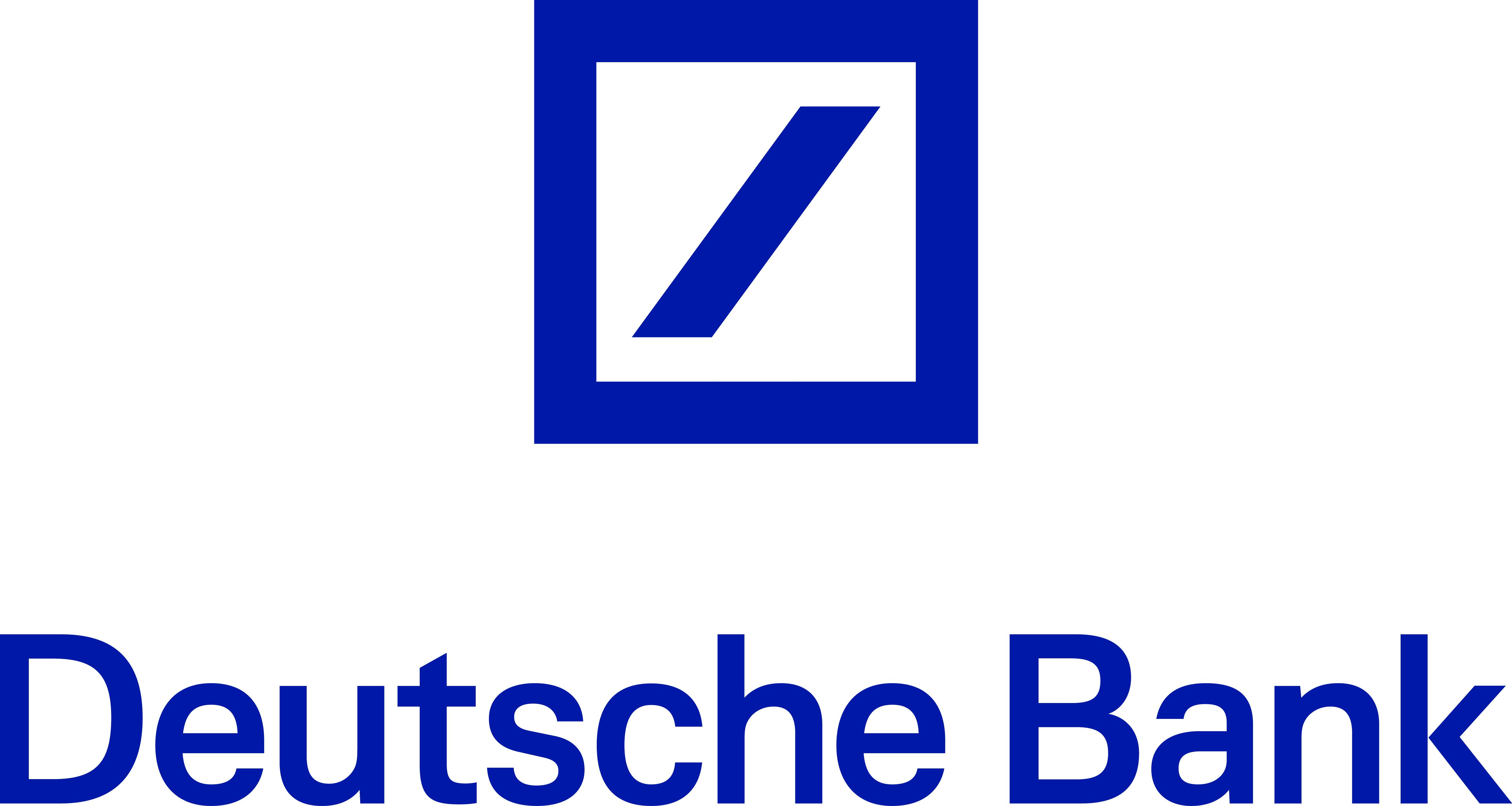 Deutsche Bank We want to take the interests of the