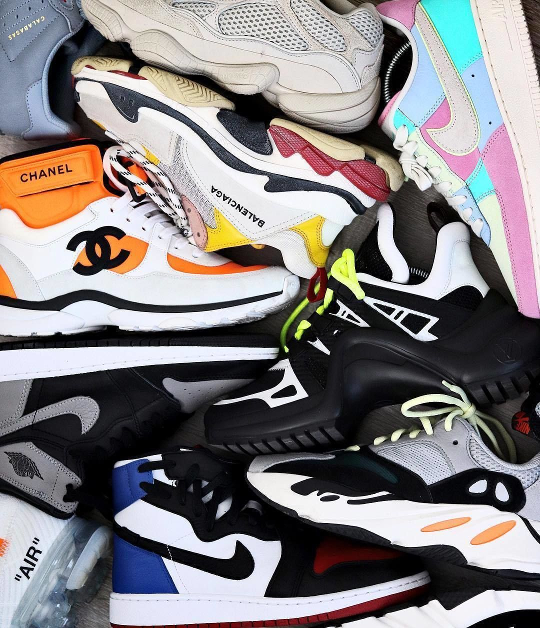 Pick your dream sneaker from this bunch
