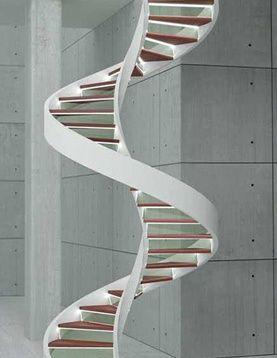 Best White Spiral Staircase Staircase Design Spiral Stairs 400 x 300