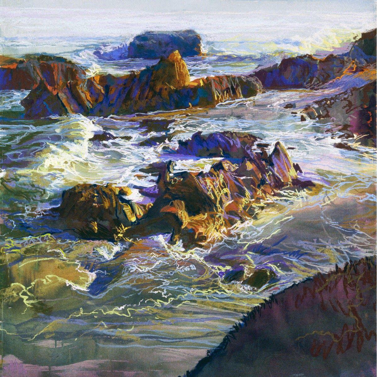 Watercolor artists websites - Kitty Wallis Pastel Portland Oregon Artists Websitespastel