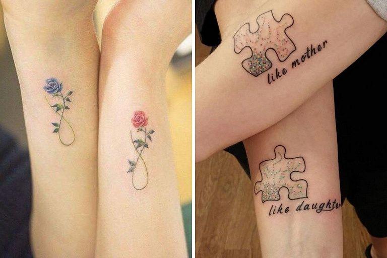 Photo of Ideas de tatuajes para madre e hija