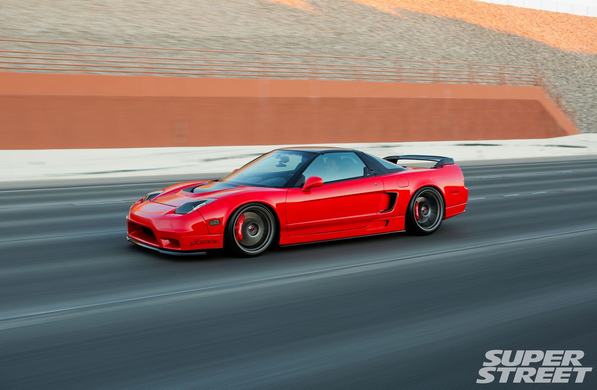 1991 Acura Nsx Wings West Side Skirt 08