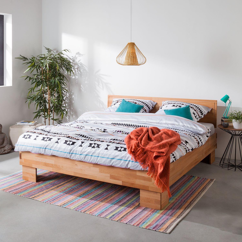 Massivholzbett Maiawood Massivholzbett Bettgestell Schlafzimmer Bett