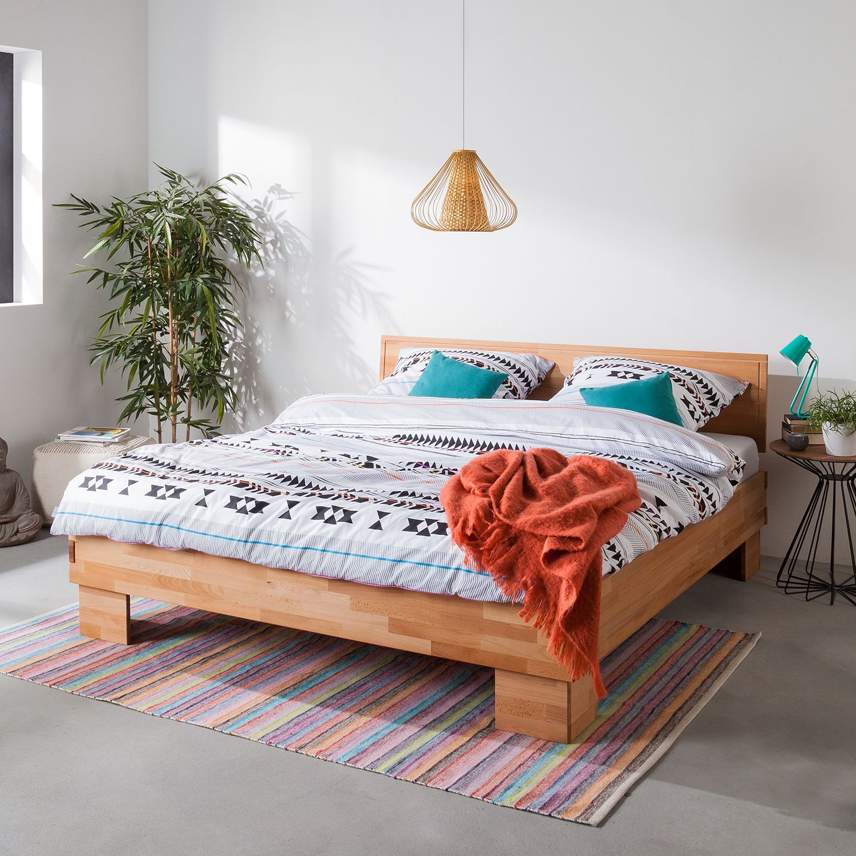Massivholzbett Maiawood Schlafzimmermöbel Massivholzbett
