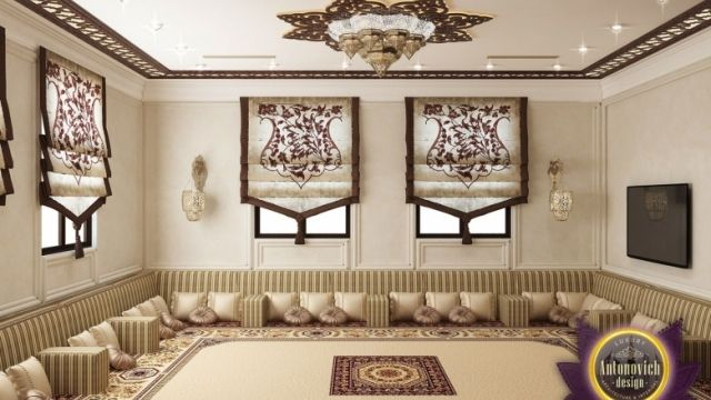 Arabic Traditional Decor Majlis With Images Traditional Home