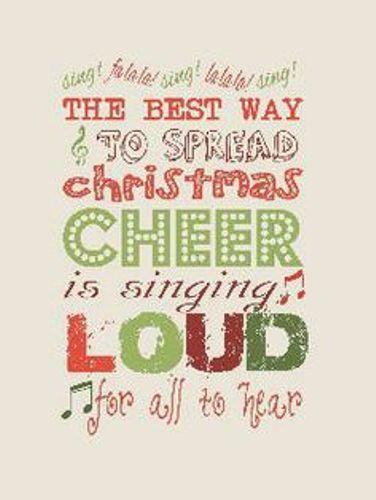 happy christmas phrases