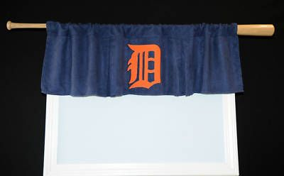 Baseball Bat Curtain Rod Baseball Curtains Kids Room Curtains