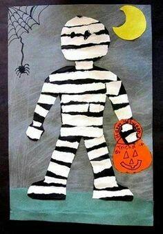 Halloween Art Projects Image By Kim Biela Simpson On Art