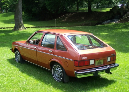 1981 Chevy Chevette 4 Door Google Search In 2020 My Ride Hot Cars Back In The Day