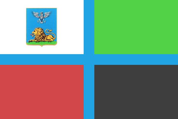Flag of the Belgorod Oblast