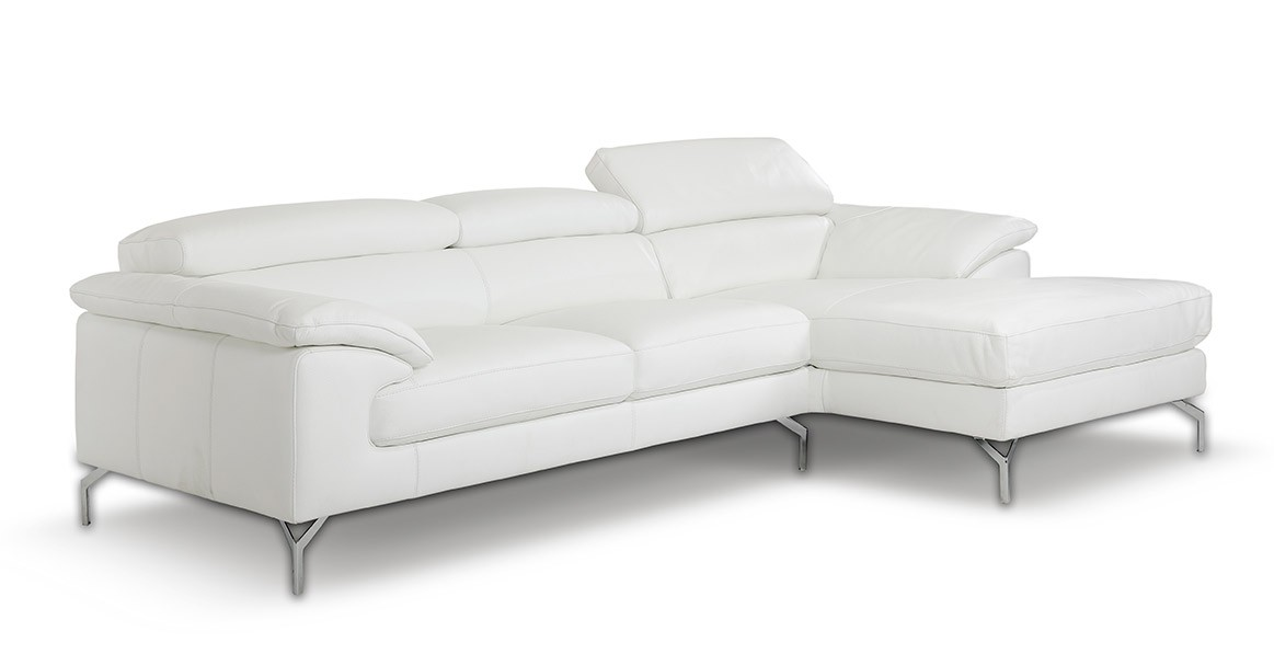 4 With Its Simple Design And White Leather The Amalfi Full