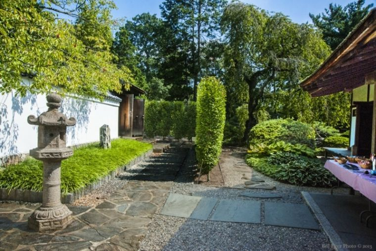 Petit jardin japonais  100 idées pour aménager un extérieur d - jardin japonais chez soi