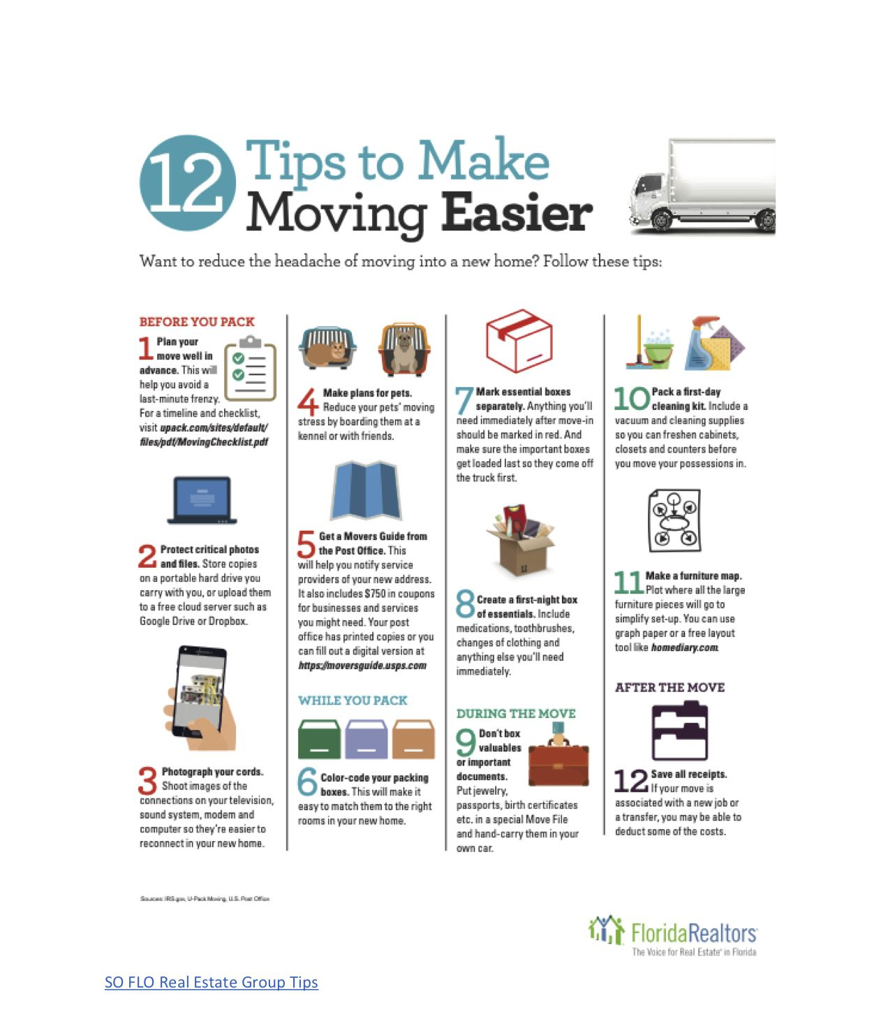 SoFloRealEstateGroup Top 12 Tips of the Week How to