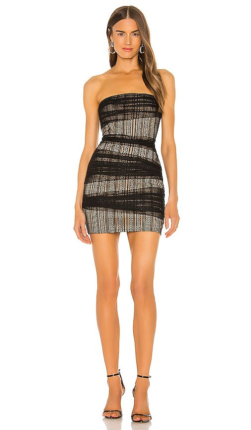 NBD Leslie Mini Dress in Black | Mini dress, Fashion