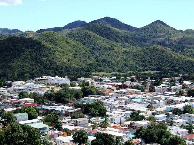 La Villa De San Blas De Illesca  Coamo  Puerto Rico