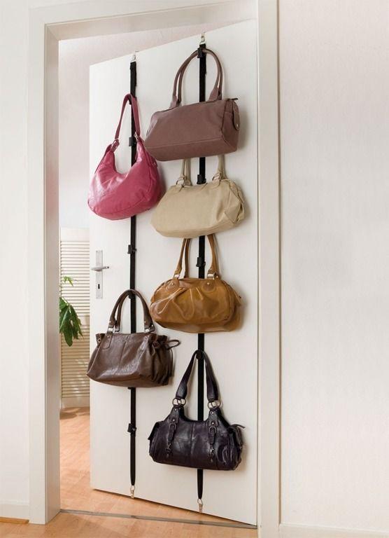 Organizer Na Torebki Wiszacy Wieszak Na Torebke Bag Storage Purse Storage Wardrobe Sets