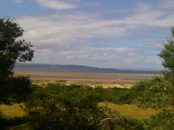 East Beach Nairn Taken From Sandy Hill Irish Heritage Natural Landmarks Outdoor