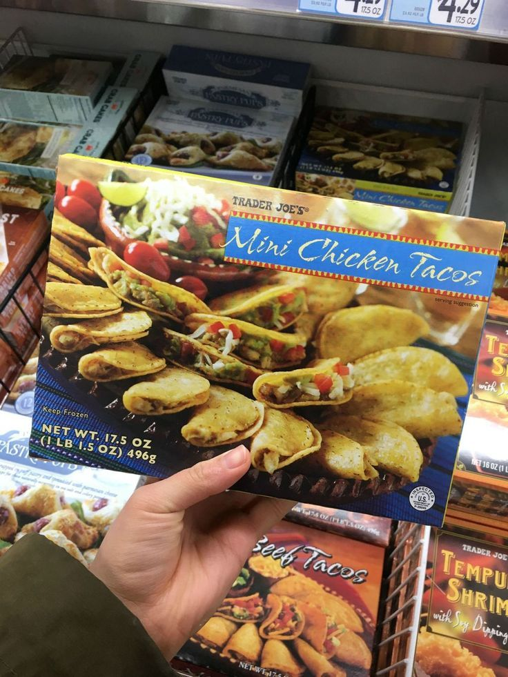 24 LowCarb Frozen Foods You Have To Try At Trader Joe's