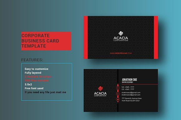 Mamu Business Card Business Cards Design Free Business Cards