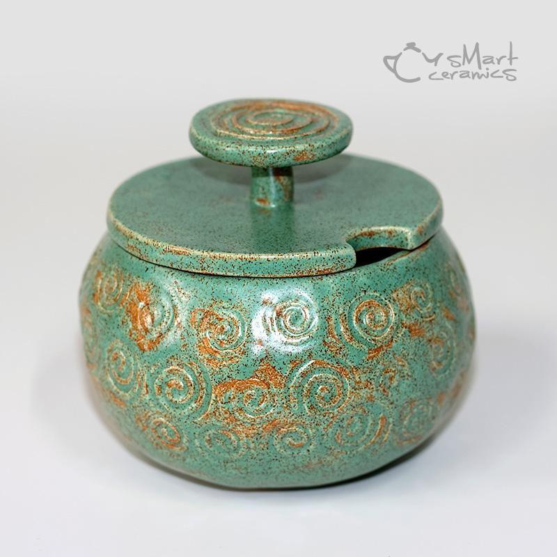 Cukierniczka ceramiczna - Ceramika i szkło - Wyposażenie wnętrz w ArsNeo
