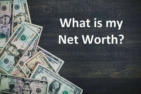 online personal net worth calculator personal balance sheet