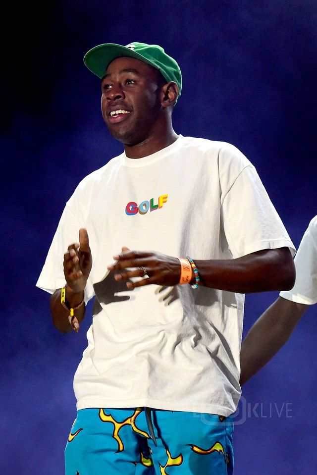 d8e9d6cb1fc6 Tyler The Creator - Performing At Coachella Valley Music and Arts ...