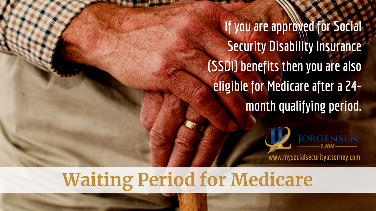 Waiting Period For Medicare Medicare Social Security Disability