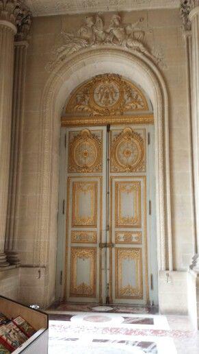 Inside the Palace of Versailles & Inside the Palace of Versailles | Doors u0026 windows | Pinterest ...