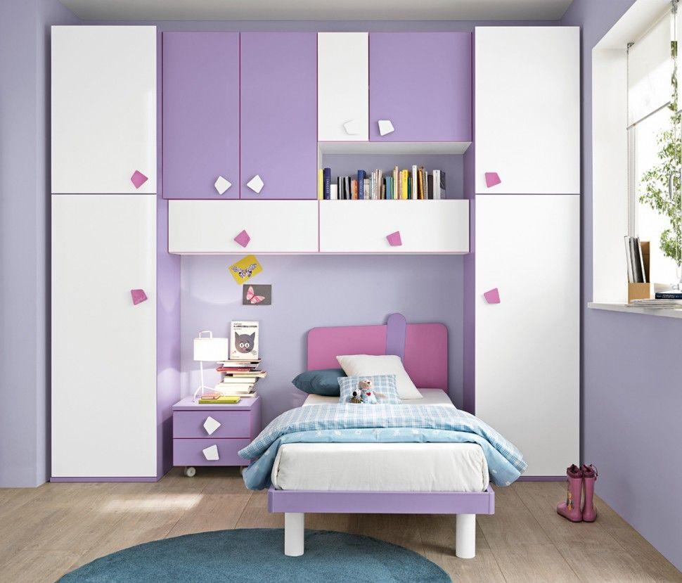 Camerette Colombini Colori Dormitorios Decoracion De Habitacion
