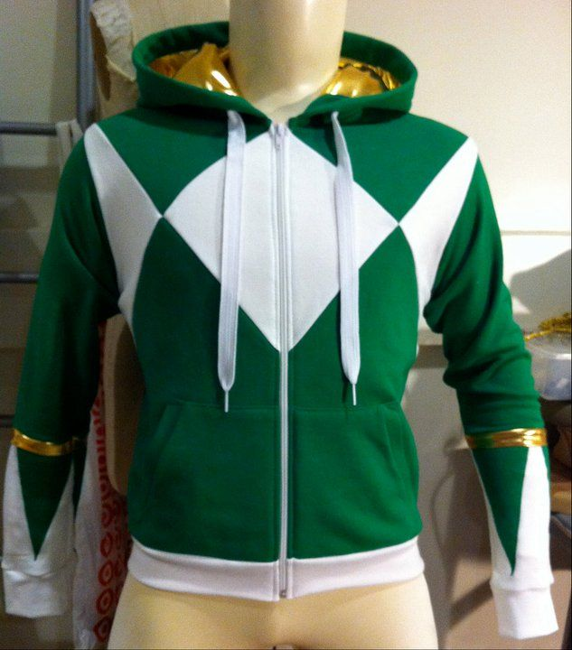the best attitude b90ce 882f4 Green Power Ranger sweater... ME WANTS | In the name of ...