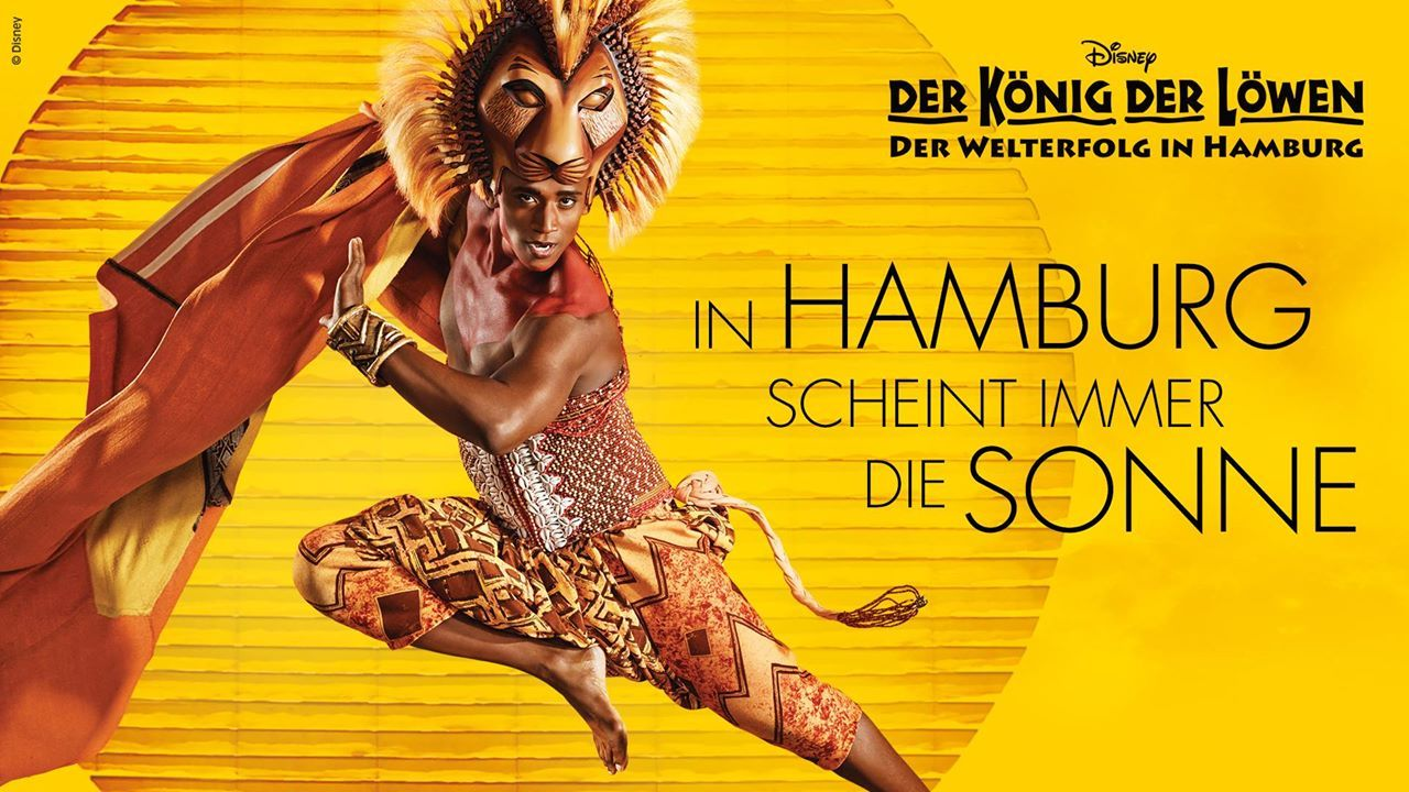 Disneys Musical Der Konig Der Lowen Musical In Hamburg In 2020 Konig Der Lowen Der Konig Der Lowen Musical In Hamburg
